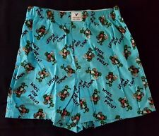 MENS AMERICAN EAGLE OUTFITTERS BOXER SHORTS SIZE S