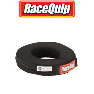RaceQuip 337007 Black SFI Helmet Support Adjustable Racing Neck Brace 360 Degree