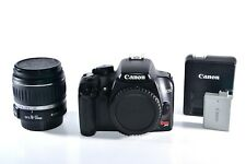 Canon EOS Rebel XS (XTi Upgrade) 10MP Digital SLR Camera with EF-S 18-55mm Lens