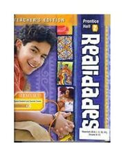Realidades 2, Teacher's Edition (2011) by Peggy Palo Boyles, Prentice Hall