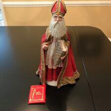 1983 Duncan Royale History of Santa - St. Nicholas - #2219/10,000