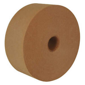 CENTRAL K7400 Water-Activated Packaging Tape,PK8