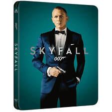 James Bond 007 skyfall Limited Edition 4k Steelbook pre order