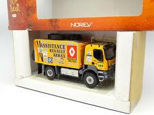 Norev 1/43 - Renault Kerax Dakar Assistance 2005