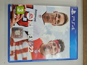 Madden NFL 22 (PlayStation 4, 2021)