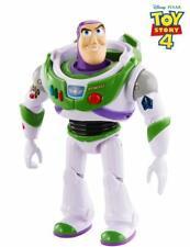 Disney Toy Story 4 ~ True Talkers Figure ~ Buzz Lightyear ~ 15+ Sounds & Phrases