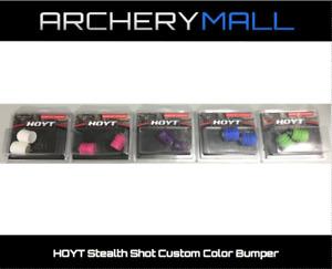 NEW Hoyt Stealth Shot Custom Color Bumper (2-Pack) MULTIPLE COLORS