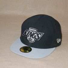 New Era Los Angeles Kings 59FIFTY NHL Team Basic Fitted Baseball Cap - NWT!