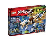 LEGO Ninjago  70734  Meister Wu's Drache   neu + ovp