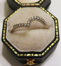 Diamond Ring Set in 9ct Yellow Gold