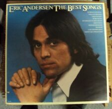 ERIC ANDERSEN The Best Songs LP OOP late-70's folk-rock Arista