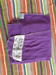 Moby Wrap Cotton Baby Wrap Carrier - Purple