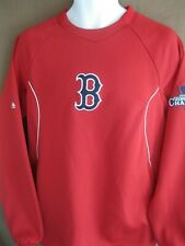 Majestic Thermabase Boston Red Sox 2013 World Series Sweatshirt sz S