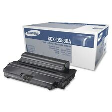 Genuine Samsung SCX-D5530A 4000 Page Yield Black Toner for SCX-5530FN