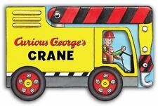Curious George's Crane (mini Movers Shaped Board Books) by H. A. Rey (2014,...