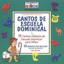 Cedarmont Kids : Cantos De Escuela Do CD
