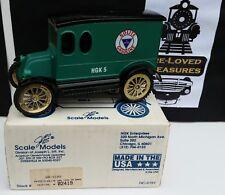 ERTL Scale Model: 1920 Truck Bank (SOLITE GASOLINE)