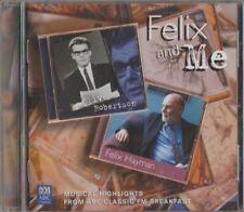 C.D.MUSIC  E318   FELIX AND ME     CD