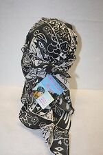 Cancer Chemo Hat Hair Loss Scarf Turban Head Wrap Cap or bike/boat/sport use
