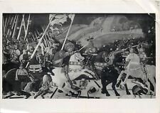 Art postcard UCCELLO - The Rout of San Romano