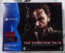 Sony PlayStation 4 Metal Gear Solid V Limited Pack The Phantom Pain Edition 500G