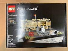 NIB! LEGO Architecture Buckingham Palace 21029 Building Set NEW - FREE SHIPPING