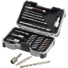 Bosch 2607017326 35 Piece Pro-Mix Concrete Drill and Screwdriver Bit Set