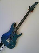 More details for ibanez  sa560mb-abt sa series guitar in aqua blue flat