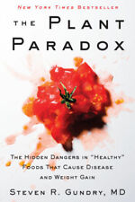 The Plant Paradox by Steven R. Gundry (2018, Paperback)