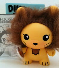 "Dunny 3"" Endangered Series Chuckboy Lion King Of Jungle 2/20 Kidrobot Toy Figure"