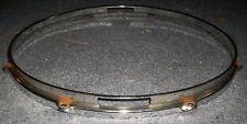 """14"""" LUDWIG Rockers Snare Side HOOP - 8 LUG  (Lr3)"""