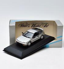 Minichamps 430161521 Honda CR-X Coupe Bj.1989 in silber, 1:43 , OVP, K090