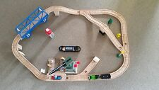 Thomas The Tank Engine and Friends. Wooden Railway Set. Down By The Docks