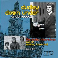 Dudley Moore Trio - Dudley Down Under - Unabridged [CD]