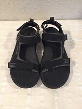 Teva Minam Men's Black River Sport Sandals 9US/42EU