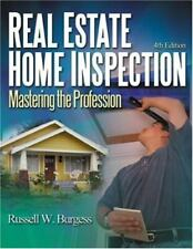 Real Estate Home Inspection: Mastering the Profession