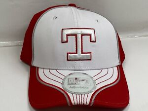 Texas Rangers Hat Cap New Era Fits Adjustable New Red White