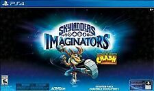 Skylanders Imaginators: Starter Pack Featuring Crash Bandicoot (Sony PlayStation 4, 2016)