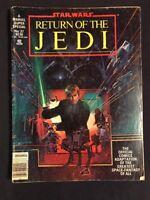 Vintage Marvel Super Special Star Wars Return Of The Jedi
