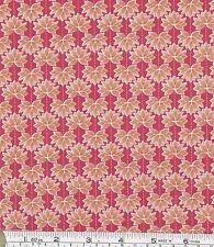 PATCHWORK/ CRAFT FABRIC FAT QTR LEWIS & IRENE MIN SHAN DESIGN LOTUS FLOWERS