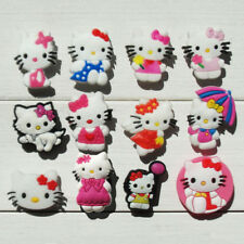 50pcs Lot Hot Cartoon PVC Shoes Charms fit for Croc & Jibbitz Wristbands as Gift
