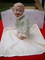 JESSICA Porcelain Baby Girl Doll Ashton Drake Galleries 41145