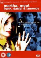 Martha Meet Frank Daniel And Laurence (DVD / Nick Hamm 1998)