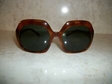 94ee6132a27 Fendi Brown Plastic Frame Sunglasses for Women