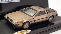 Vitesse  1/43 Scale 24000 - De Lorean DMC 12 - Back To The Future - Pale Gold