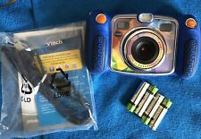 VTech Kidizoom Duo Selfie Camera, Amazon Exclusive, Blue~~MINT~~