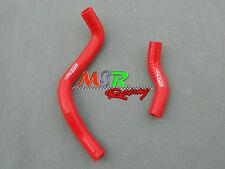 silicone radiator hose for Honda CR250 CR 250 1997 1998 1999 red