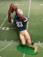 1988  MARK CLAYTON Starting Lineup (SLU) Loose Football Figure - MIAMI DOLPHINS