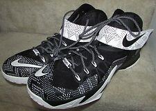 Nike Mens Lebron James Zoom VIII 8 Shoes Size 17 (799461-001) New