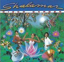 Shalamar -  Disco Garden   New cd